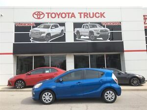 2014 Toyota Prius c HYBRID UPGRADE PACKAGE