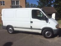 RENAULT MASTER 2.2 DCI SWB VAN GOOD CONDITION CLEAN MOT MOVANO