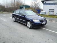 Vauxhall Astra 1.6 Petrol (8 Valve) **MOT END OF APRIL**