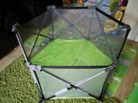 Summer infant pop up playpen