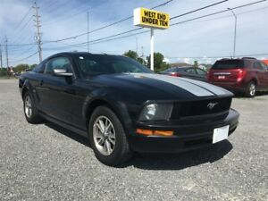 2005 Ford Mustang 2Dr Coupe
