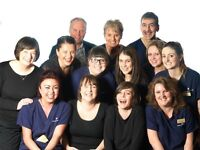 Fulltime/Partime Qualified Dental Nurse required for work in a friendly private practice.