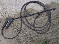kew pressure washer used 6m hose & lance £20 cash on collection only