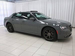2018 Chrysler 300 HURRY IN TO SEE THIS BEAUTY!! S SEDAN w/ BACKU