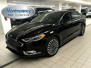 2017 Ford FUSION AWD SE , NAVIGATION