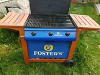fosters bbq