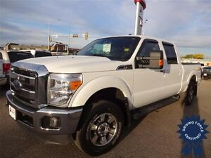 2015 Ford Super Duty F-250 Lariat FX4 w/ Back-Up Cam, 41,487 KMs