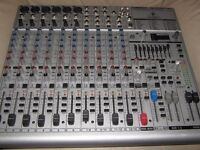 BEHRINGER UB 1832 FX PRO DJ MIXER NICE CONDITION. GOOD WORKING ORDER ACE BIT OF KIT