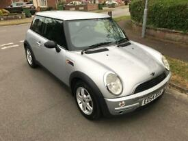 2004 Mini Cooper One Long MOT Service History Good Spec 4 New Tyres