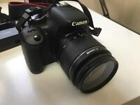 Canon EOS 550D DSLR with Extras