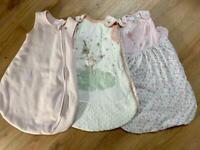 Baby sleeping bag bundle 0-6