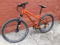 Gents Norco Storm 7 Mountain Bike,27,5 inch wheels,
