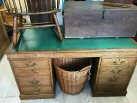 Beautiful 98 year old desk