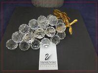 Swarovski Crystal Grapes 011 864 / 011864 / 7509 150 070 MINT Boxed