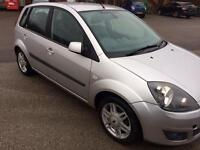 2006 FORD FIESTA GHIA 1.4LIT IN GOOD CONDITION
