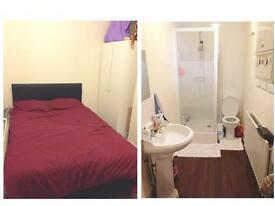 Double bedroom with ensuite Bathroom FULLY FURNISHED in NN1 location