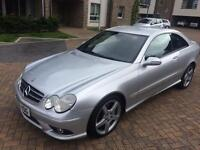MERCEDES CLK 200 AMG SPORT AUTOMATIC COUPE