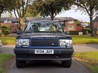 Range Rover 2.5 Turbo Diesel