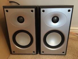 Mordaunt Short Speakers, Cambridge Amp, Denon Tuner, Technics CD Player