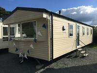 Cheap static caravan BRAND NEW at Newquay Holiday Park Cornwall 2017 model 2017 site fees included.