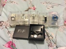 Joblot brand new watches