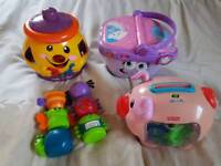 Baby Toy Bundle for age 6-36m