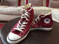 Boys/men's converse baseball boots