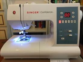 Singer Confidence 7435 sewing machine