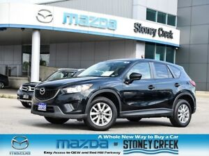 2015 Mazda CX-5 GX Cruise Keyless One Owner Accident Free