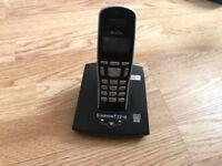 Binatone 2210 single phone with answering machine