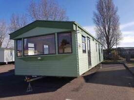 3 bed 12ft static caravan for sale, including 2018 site fees, #1 park in the area - Essex