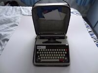 BROTHER DELUXE 1350 PORTABLE TYPEWRITER