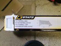 New Stats 8 x 4 ft Football Goal Post