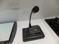 Adonis AM708e ham radio base microphone