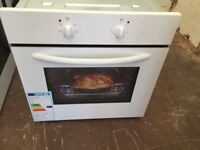 Currys CE Convection Single Oven New and Unused