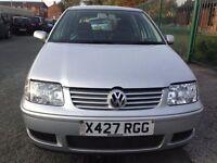 2001 Volkswagen Polo 1.4 Match 5dr Cheap runner