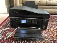 Epsom colour printer/scanner