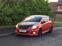 Vauxhall Corsa VXR need gone!