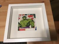 Christmas gift ...The Hulk