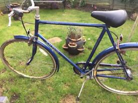 Raleigh Nottingham bike
