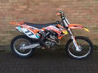 Ktm sxf 250 2014 Mx crf rmz Yzf kxf trials enduro