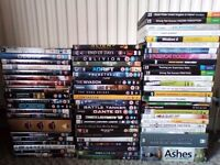 DVD MOVIES & HOBBIES X 73