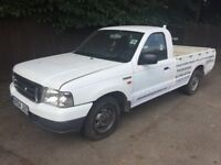 FORD RANGER 2.5TD SPARES OR REPAIR £550ono