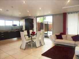 NO FEES / NO AGENTS LARGE 4 bed or 3 bed + Office in stylish modern gated house