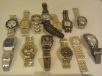 Collection of New Watches