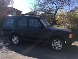Land Rover Discovery 2001 TD5