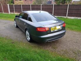 AUDI A6 2.0TDI DSG S LINE FULLY LOADED
