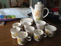Royal Worcester Coffee set