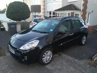 Renault Clio diesel Sports Tourer 1 .5 DCI 86 expression