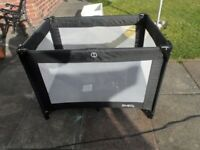 used redkite travel cot